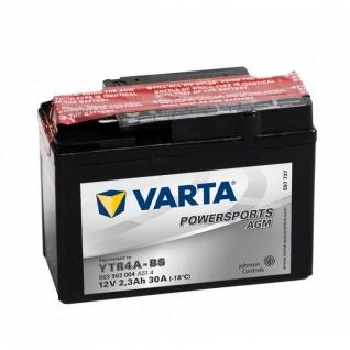 Аккумулятор VARTA AGM 503903004 3 Ач (A/h) -YTR4A-BS VARTA 503903004-2060518