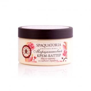 Spaquatoria Крем-баттер Марципановый с маслом сладкого миндаля