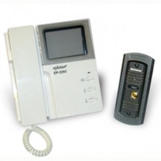 Комплект видеодомофона для квартиры, частного дома с вызывной панелью Eplutus EP-2280-5006174