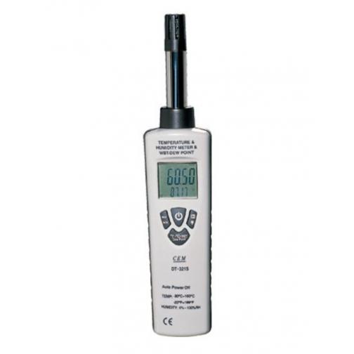 Гигро-термометр CEM DT-321S-6766298
