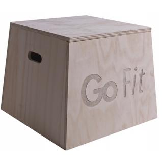 GoFit Опора для прыжков Плиобокс GoFit GF-PLYO18