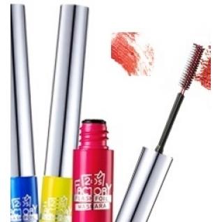 VOV - Тушь для ресниц цветная VOV 20's Factory Flash foil Mascara 1