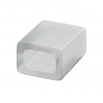 Lightstar 408909 Заглушка изолирующая для ленты 220V 3528/60 3014/120