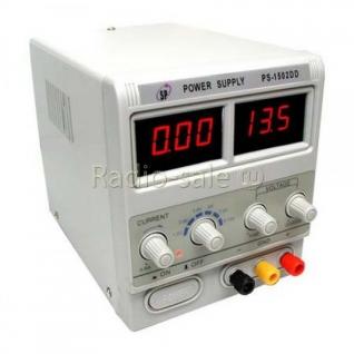 Лабораторный цифровой блок питания Yaxun PS-1502DD-1316406