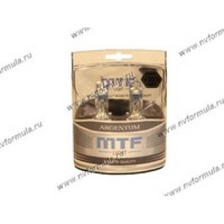 Лампа галоген 12V Н4 60/55W P43t MTF Argentum +50% 3000К-416236