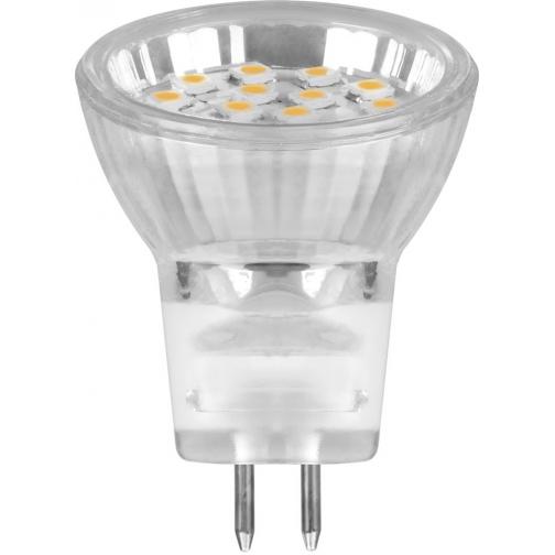 Светодиодная лампа Feron LB-27 (1W) 230V G5.3 4000K-8164315
