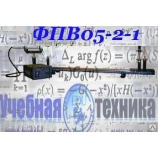 Установка  Измерение показателя преломл. стекла интерференционным методом