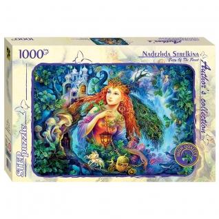 Пазл Author's collection - Волшебница, 1000 элементов Step Puzzle-37724353