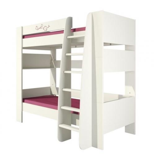 Кровать двухъярусная Сакура КРД180-1Д0 217512