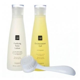 Tegoder Purifying Cleansing Pack - Набор средств для очищения кожи лица-4941972