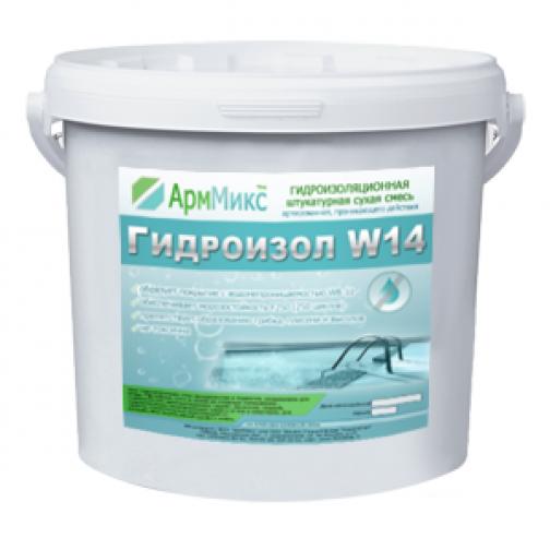 Гидроизоляционная смесь Гидроизол W14-919141