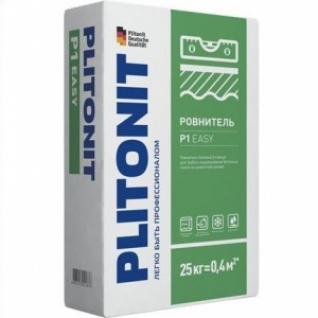 Ровнитель для пола Плитонит Р-1 easy /25,0 кг/ (48 шт на поддоне)-6852742
