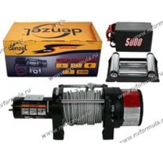 Лебедка электрическая DENZEL 4400w 4545кг-429093