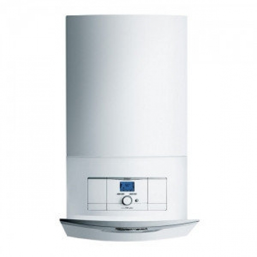 Настенный газовый котёл VAILLANT VU 282/5-5 (H-RU/VE) turboTEC plus, 28 кВт, одноконтурный, закр.-6696883
