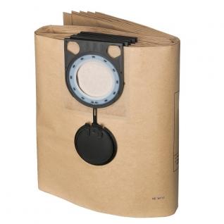 Бумажные фильтрующие мешки Интерскол для ПУ-45/1400-1336061