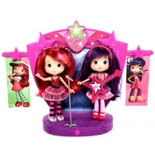 Шарлотта Земляничка - Две куклы на сцене Bridge-37707733
