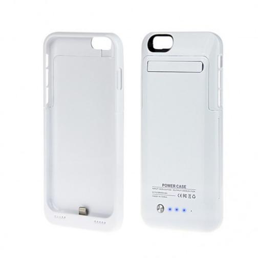 """Чехол аккумулятор для iPhone 6 3500 mAh """"Белый""""-5246060"""