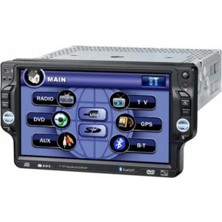 Мультимедийный центр AD-3847 Hyundai IX35 + ПО Навител-490411