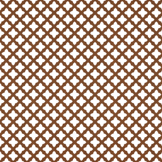 Декоративная решетка Presko Лотос 60х60