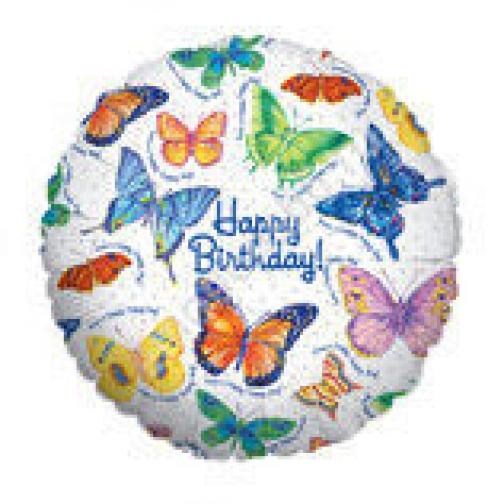Бабочки С днём рождения-873599