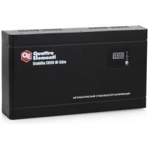 ERGUS Стабилизатор напряжения настенный 5000 W-Slim Stabilia QUATRO ELEMENTI