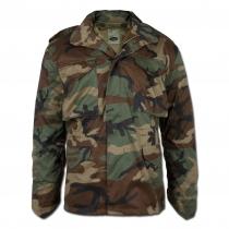 Mil-Tec Куртка полевая Mil-Tec в стиле M-65, камуфляж лесной