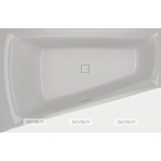 Акриловая ванна Riho Still Smart R 170х110-37984903