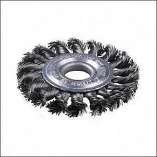 Щетка дисковая витая 180х22 FIT-902675