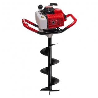 Мотобур ADA Instruments Ground Drill 7 со шнеком для почвы 250x800 мм ADA-5681974