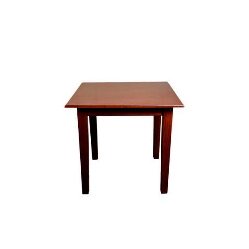 Стол из бука кухонный нераздвижной (квадратный)-6723755
