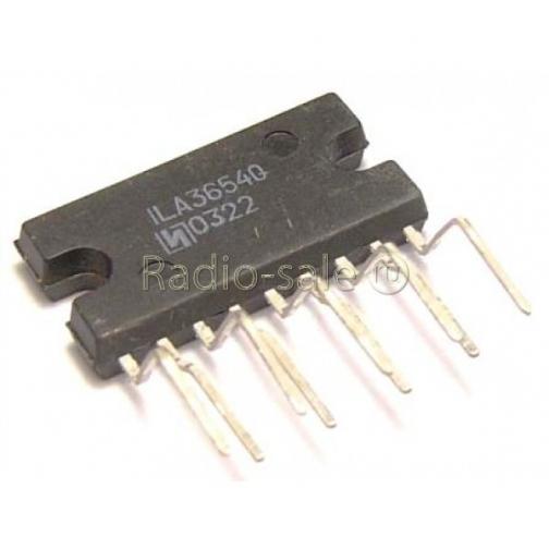 Микросхема ILA3654AQ(Q) (TDA3654Q)-5732454