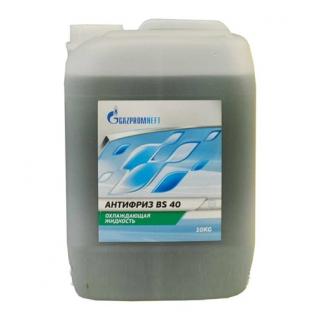 Антифриз Газпромнефть BS 40, 10кг зеленый-5922037