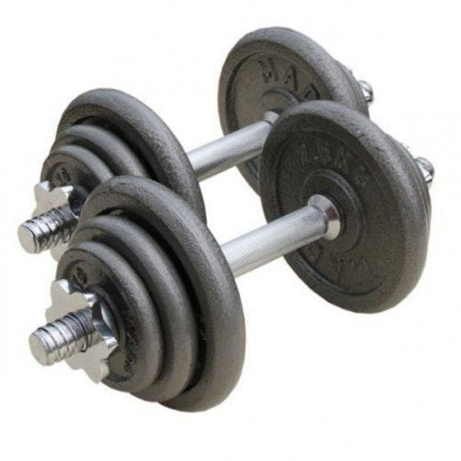 Hawk Гантель разборная 12.5 кг Hawk HKDBS206-2 453586