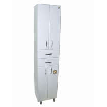 "Шкаф в ванную комнату, ширина 40см ""Praide"""