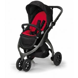 Аксессуары CASUALPLAY SEAT-PAD AVANT KUDU SCARLET (матрасик для коляски)-37658751