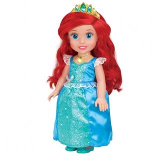 Кукла Disney Princess - Ариэль (свет, звук), 37 см Карапуз-37734215