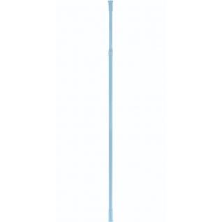 Карниз раздвижной для ванной Duschy 671-11 голубой