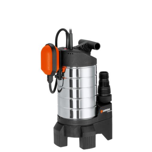 Насос дренажный для грязной воды Gardena 20000 inox Premium 6770546