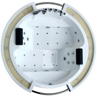 Акриловая ванна Gemy с гидромассажем (G9060 K)-6822247