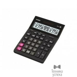 Casio CASIO GR-16(-W-EH) черный Калькулятор, 16-разрядный