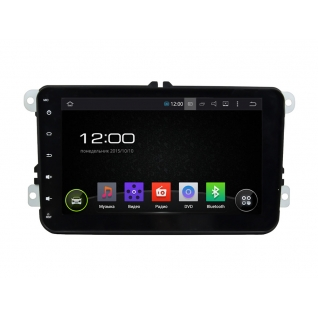 Штатная магнитола FarCar s130 для VW/Skoda Universal на Android (R904)
