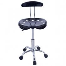 Барный стул ( Черный )