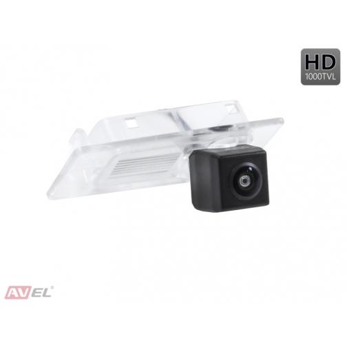 CCD HD штатная камера заднего вида AVS327CPR (#191) для HYUNDAI SOLARIS (2017+)/ ELANTRA VI (2016+) AVS-8938295