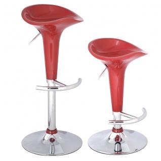 Барный стул BOMBA (2шт)-6405380
