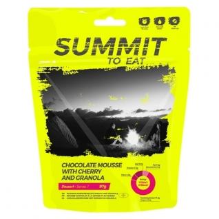 Summit to Eat Мус шоколадный с вишней Summit to Eat-8088878