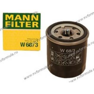 Фильтр масляный Toyota MANN W68/3-439116