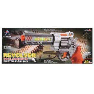 Оружие Звуковое Пистолет На Бат. Со Светом Lx8266a-37792438