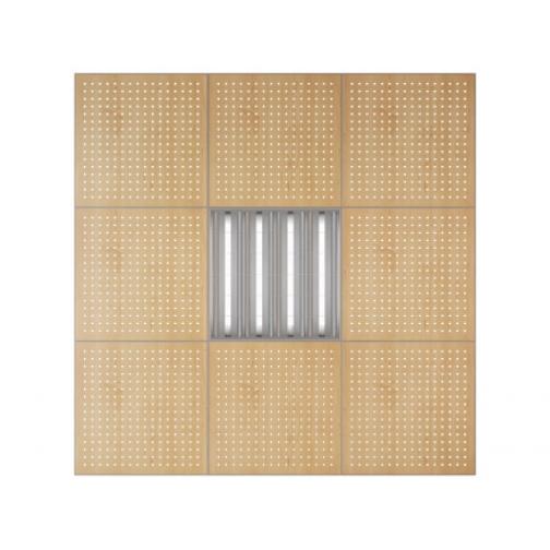 Потолочная плита Presko Сити 59.5х59.5-6768508