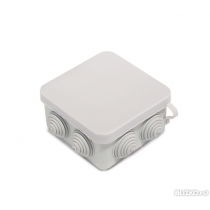 Коробка распределительная ОП 70х70х50 IP55 HEGEL КР2605