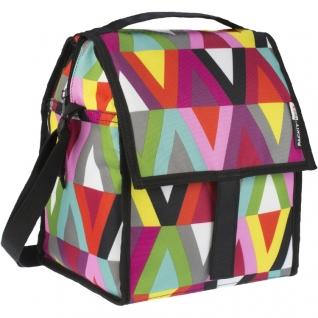 Сумка Холодильник  Deluxe Lunch Bag (многоцветный, 6.5л)